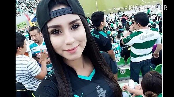 Torcedora do Palmeiras caiu na net dando