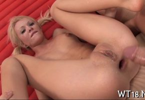 Vídeo de boa foda em sexo anal com rabuda